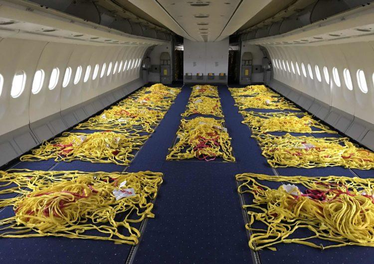 Iberia transforma otros dos A330 en cargueros