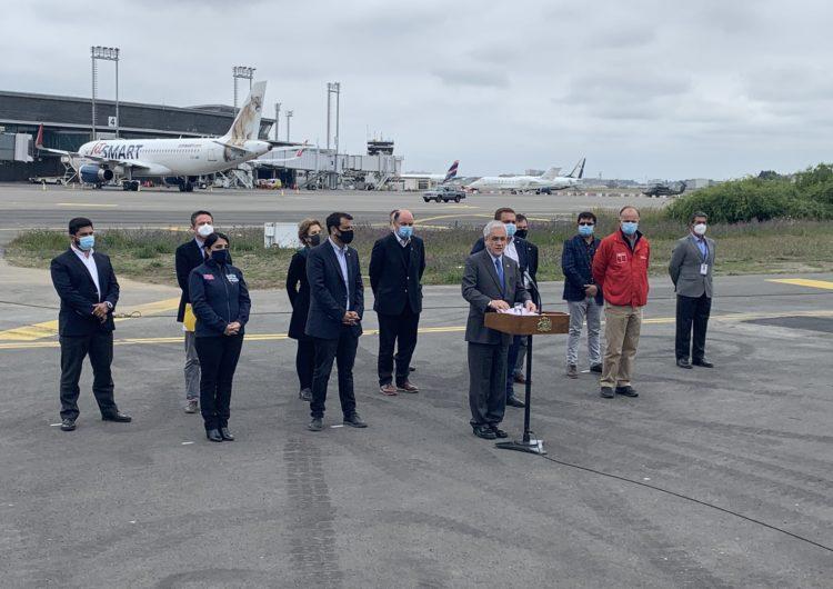 Chile: Inauguran ampliación del Aeropuerto Internacional de Concepción