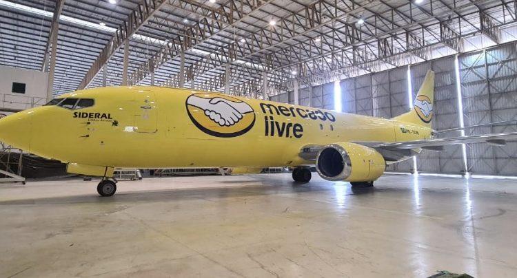 Mercado Livre agora tem frota própria de aviões no Brasil