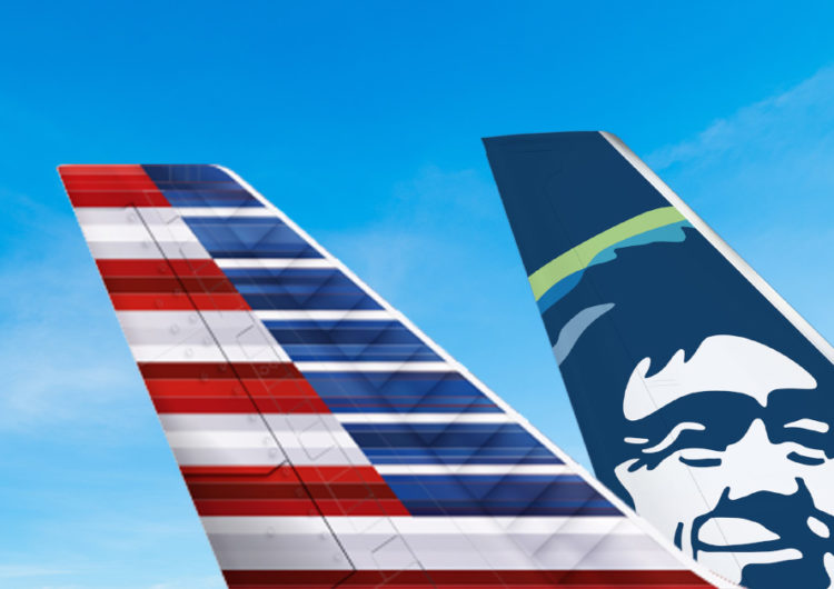 American Airlines and Alaska Airlines Introduce Enhanced Offerings for Customers in 2021