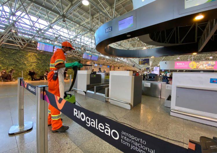 RIOgaleão recebe certificado Airports Council International (ACI)