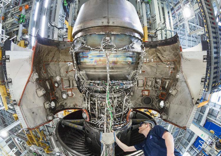 Rolls-Royce probará combustible de aviación 100% sostenible en un motor de próxima generación