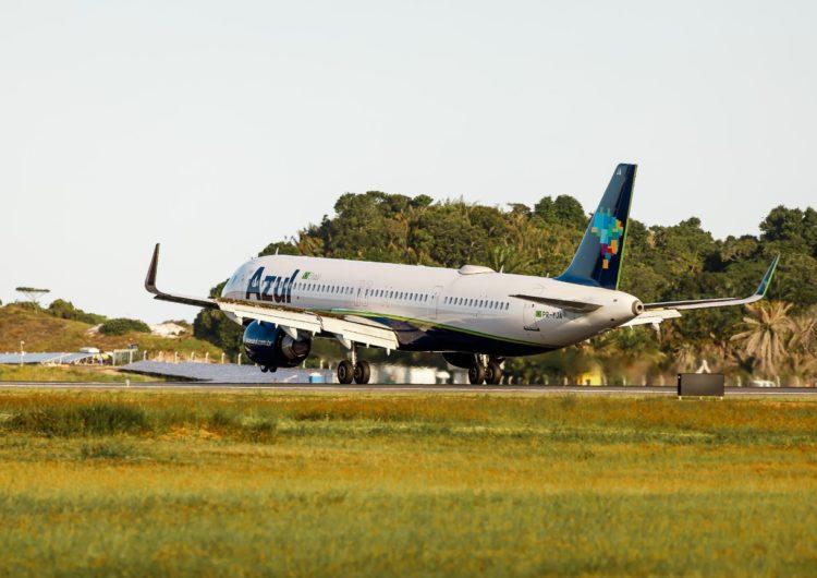 Azul: más pasajeros de cabotaje en enero de 2021 que en 2019