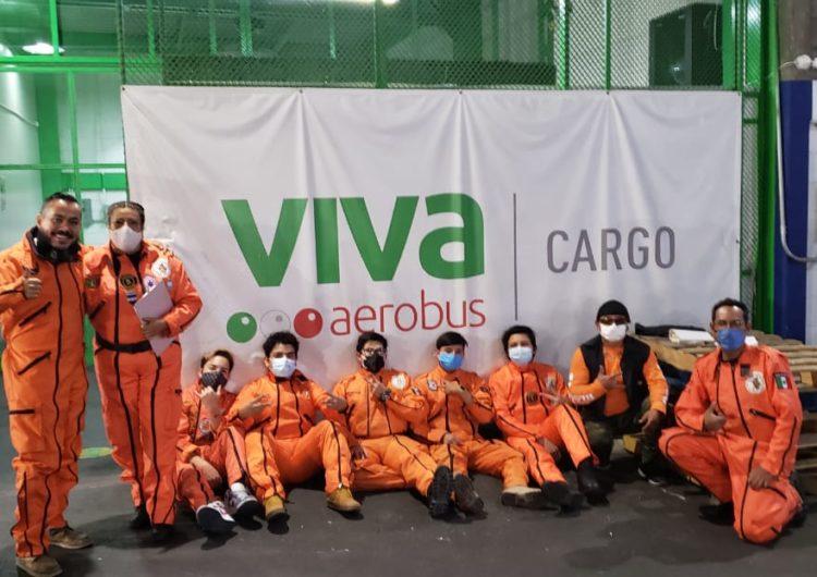 Viva Aerobus ofrece transporte de carga gratuito a Tabasco