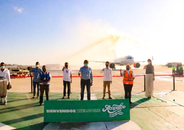Viva Aerobus inaugura 5 rutas desde la Ciudad de México