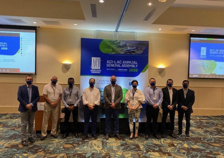 ACI-LAC celebra reunión de Consejo Directivo y Asamblea Anual en Punta  Cana