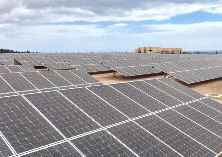 España: Aena dio inicio a su Plan Fotovoltaico para autoabastecer de energía sus aeropuertos