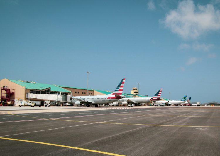 Aruba recupera su tráfico aéreo pero se mantiene por debajo de las proyecciones