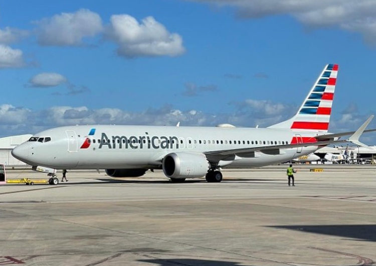 American Airlines puts Boeing 737 Max back in the air 20 months after worldwide grounding