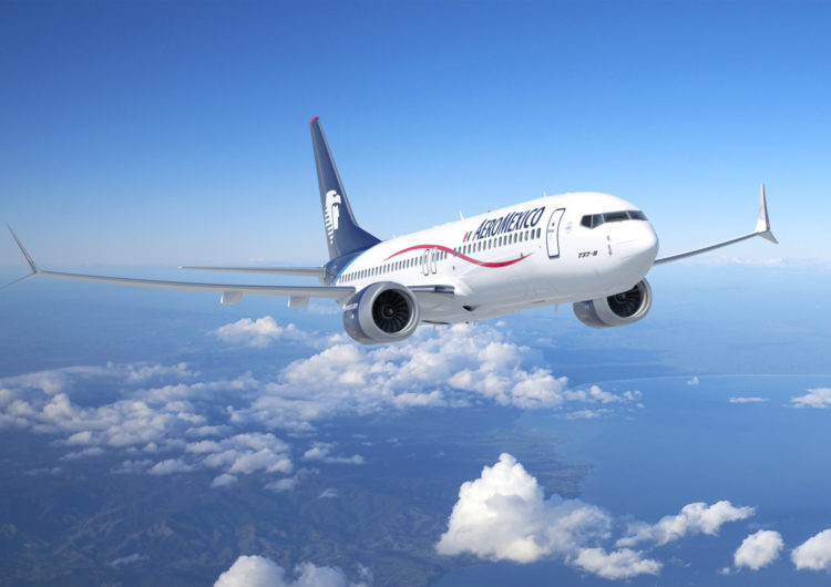 Aeroméxico Reporta Resultados de Tráfico para Marzo 2021