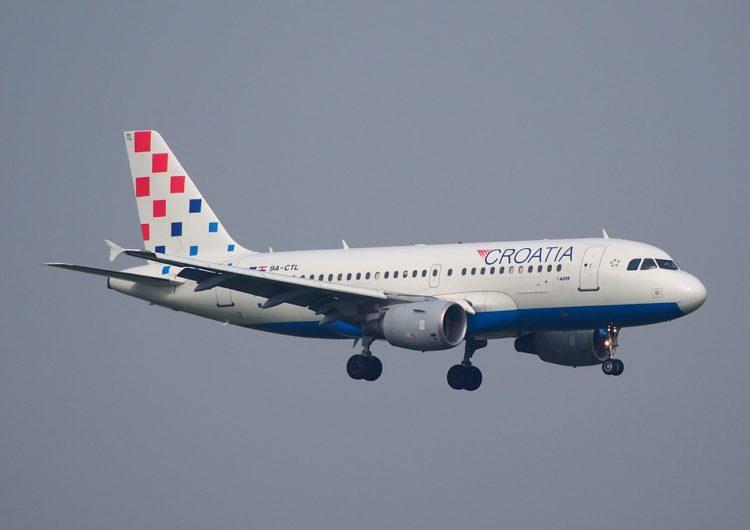 La CE aprueba una ayuda estatal de 11,7 millones de dólares a Croatia Airlines