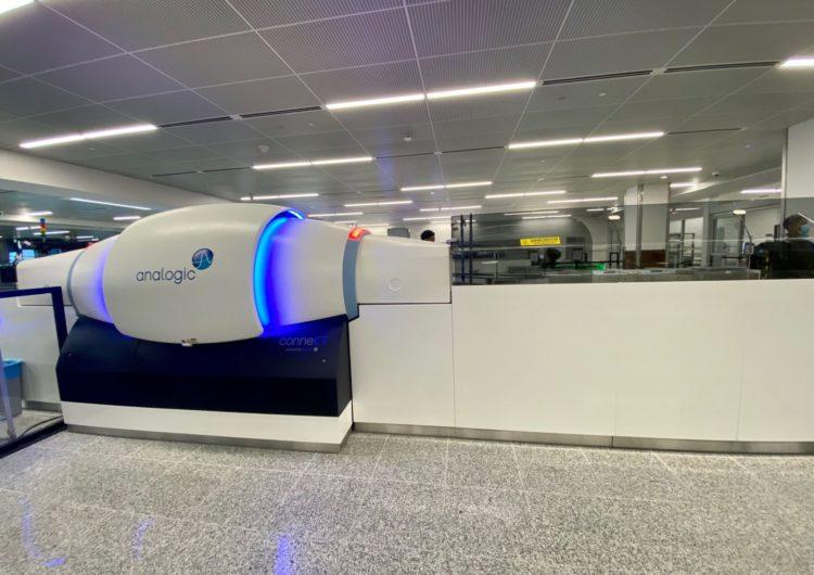 Gracias a los escáneres de seguridad líderes en la industria, las filas de la TSA se están acelerando en el mayor centro de operaciones de Delta
