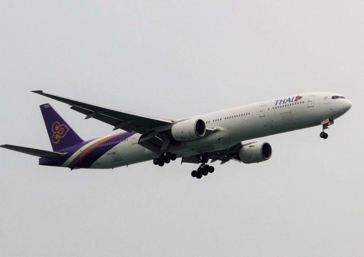 Aerolínea ofrece 'vuelos sin destino' hacia lugares sagrados de Tailandia ante el covid-19