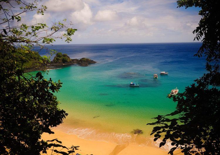Viajeros eligen una playa de Suramérica como la mejor del mundo