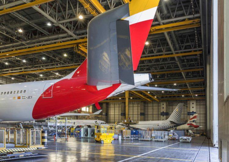 Iberia Mantenimiento acelera la digitalización de sus operaciones