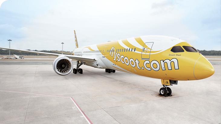 La aerolínea asiática Scoot dice adiós al papel