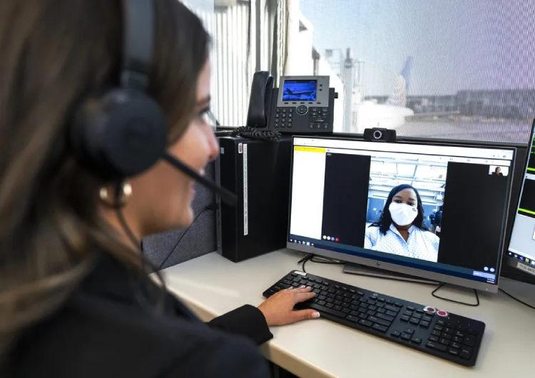 United lanza servicio de atención al cliente virtual los aeropuertos