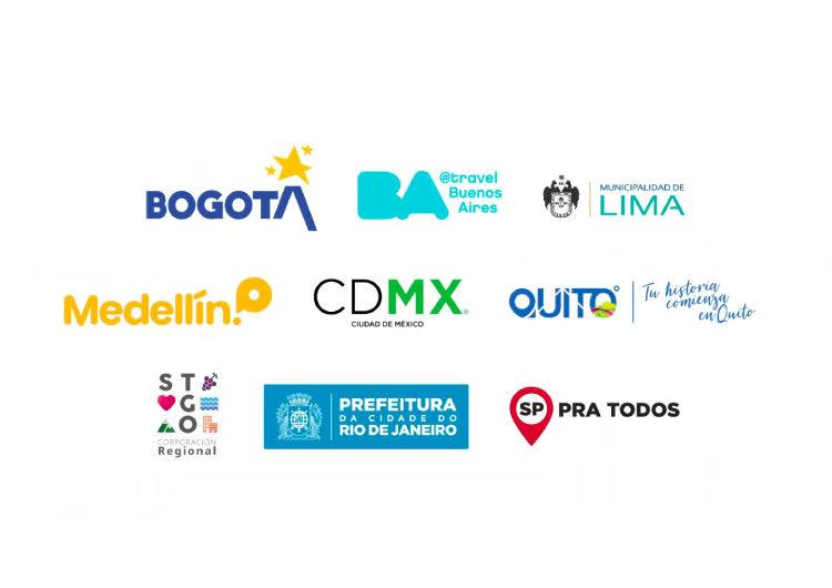Ciudades latinoamericanas se unen para impulsar el turismo