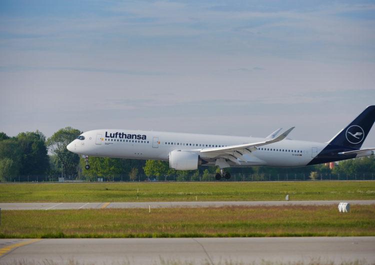 Lufthansa planea vuelo non-stop a las Islas Malvinas