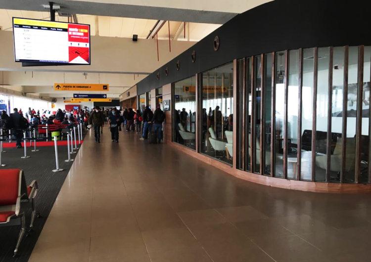 Chile: Aeropuertos de regiones tuvieron caídas de pasajeros de hasta 80%