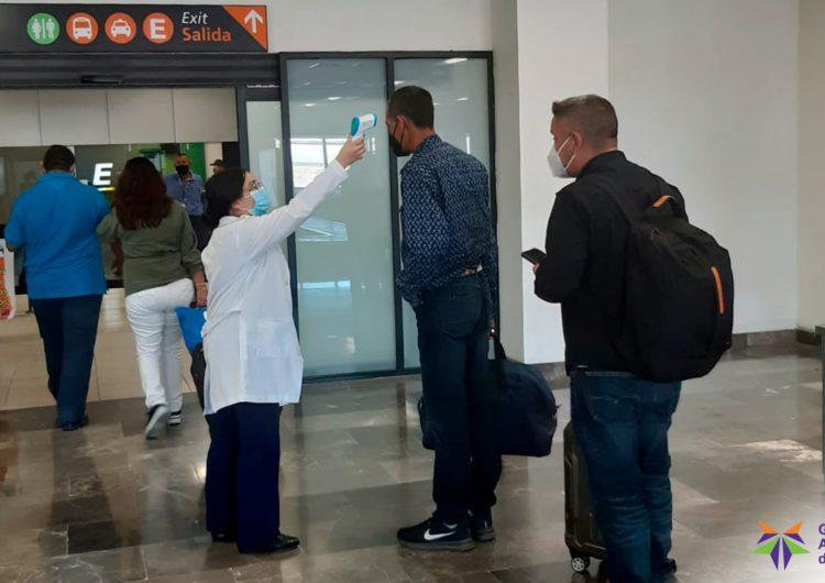 Instalarán laboratorios de pruebas covid-19 en aeropuertos de GAP