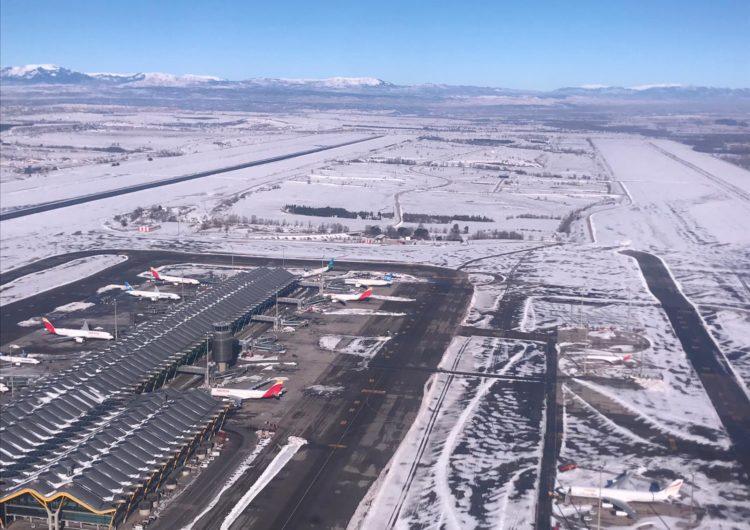 Madrid-Barajas regularizará las llegadas este jueves, según Eurocontrol