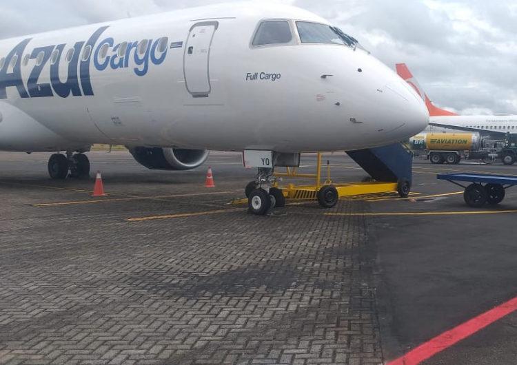 Azul Cargo expande operação no Acre e começa a atuar hoje em Cruzeiro do Sul
