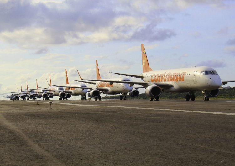 Conviasa habilitó la ruta comercial Maracaibo-Panamá
