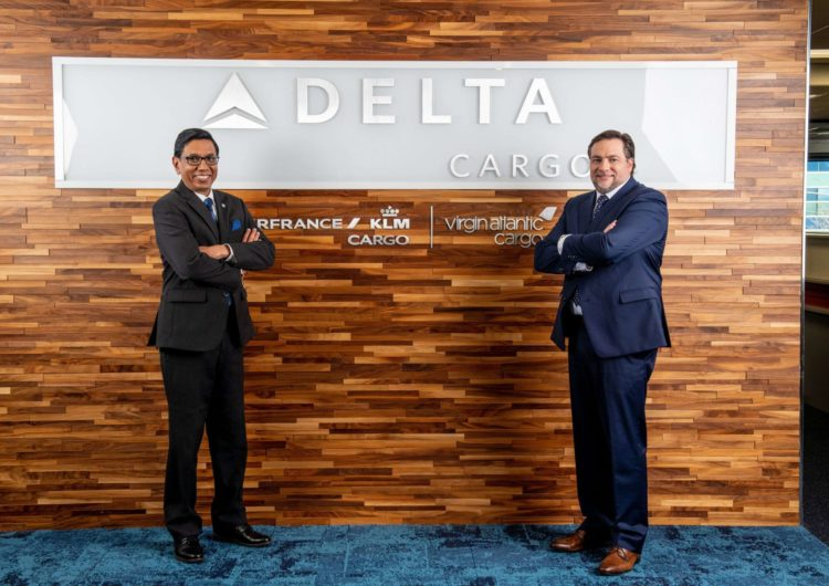 Delta makes changes to cargo leadership team