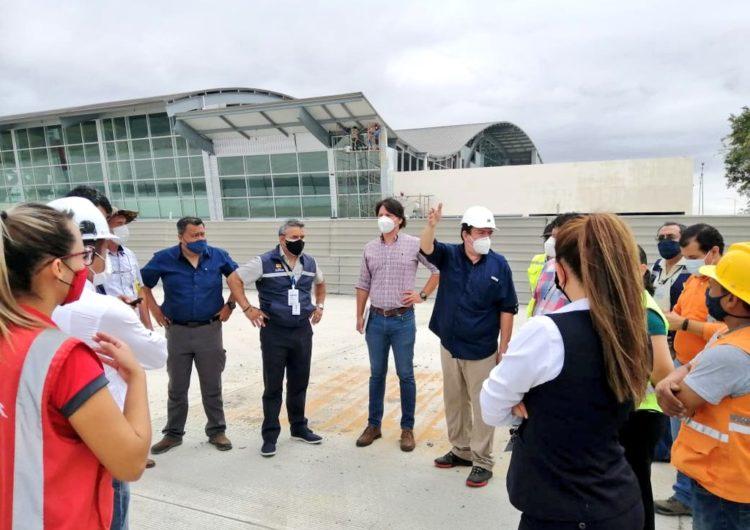 Ecuador: El aeropuerto de Manta, en pruebas operativas