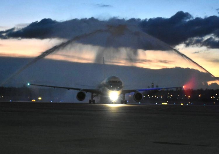 Eastern launches new South American route
