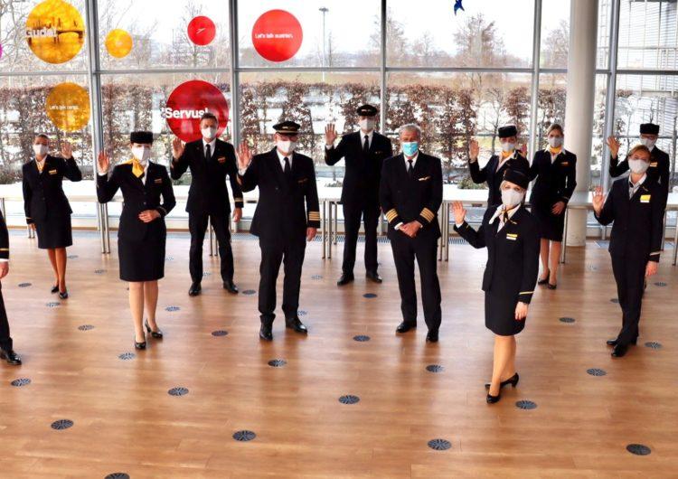 Lufthansa will soon depart on its longest passenger flight with polar explorers on board