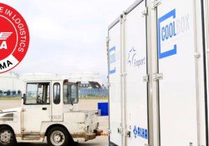Fraport receives IATA CEIV Pharma recertification