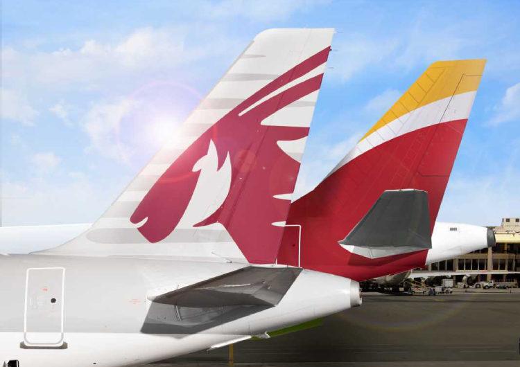 Aprueban código compartido entre Qatar e Iberia para conectar a Buenos Aires y Doha