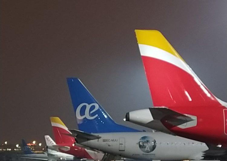 Iberia compra Air Europa por 500 millones de euros, que se pagarán 6 años después de cerrar la operación