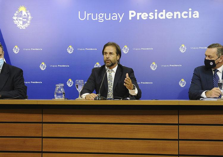 Uruguay reabre las fronteras para sus ciudadanos y residentes