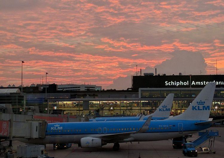 Schiphol pierde el 71% de sus pasajeros en 2020