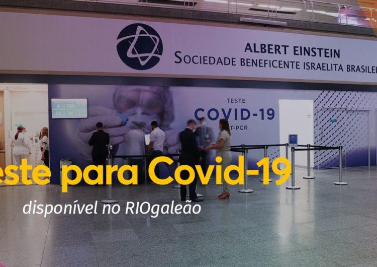 Einstein inaugura unidade no Terminal 2 do RIOgaleão