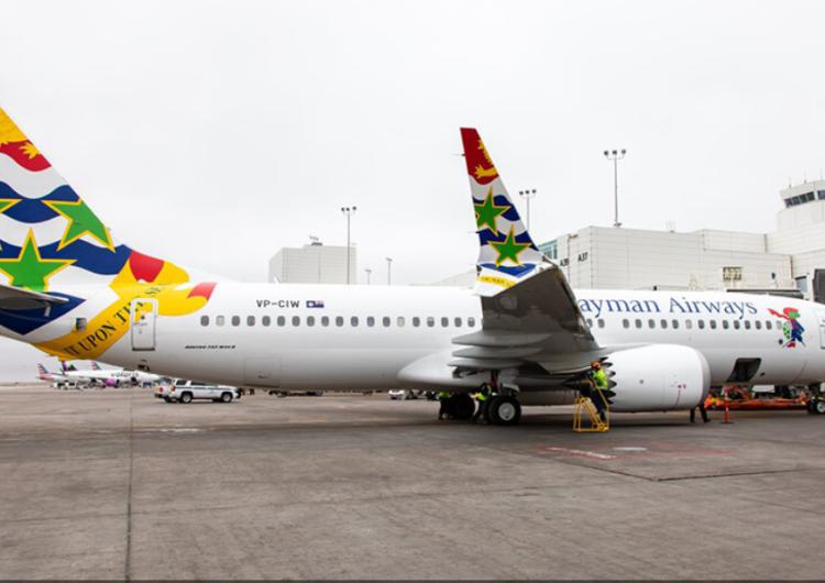 Cayman Airways reiniciará sus operaciones con el B737 MAX