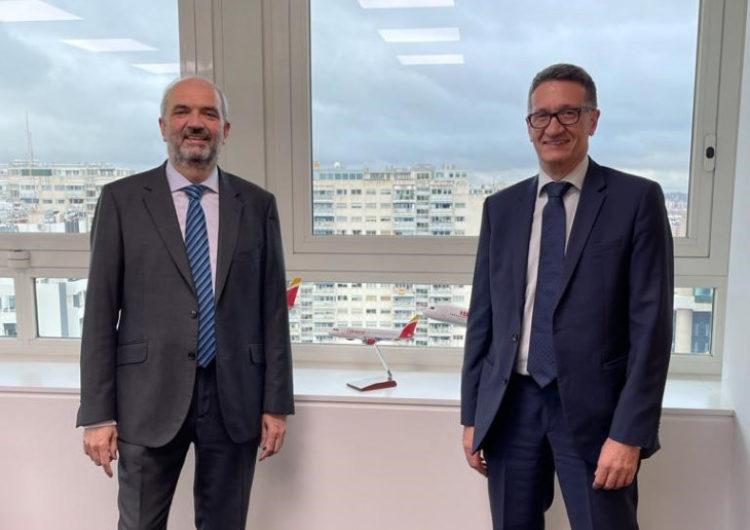 Relevo en la Dirección de Servicios Aeroportuarios de Iberia