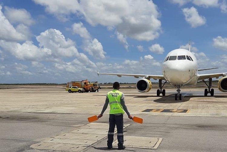 ITA, la nueva aerolínea brasileña, recibió el primero de sus diez A320