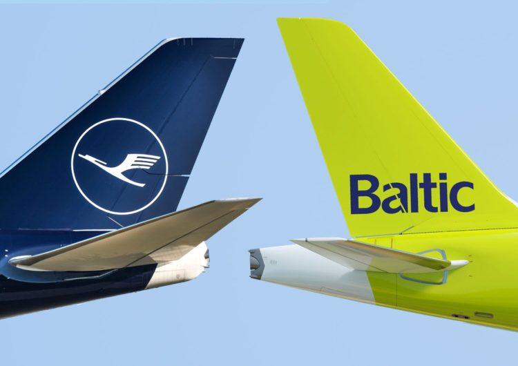 airBaltic y Lufthansa firman acuerdo de código compartido