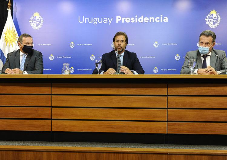Presidente uruguayo confía en una pronta reapertura de las fronteras