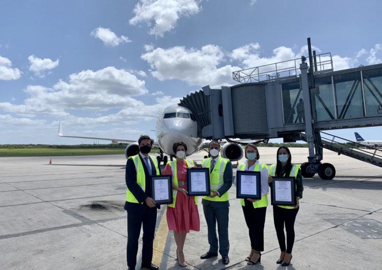 Aerodom: certificación por gestión ambiental para dos de sus aeropuertos