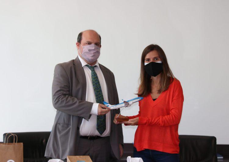 """Aerolíneas Argentinas y Anses firman acuerdo para el programa """"Anses va a tu trabajo"""""""