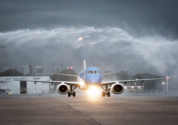 Aerolíneas Argentinas anuncia la nueva programación de vuelos desde Aeroparque