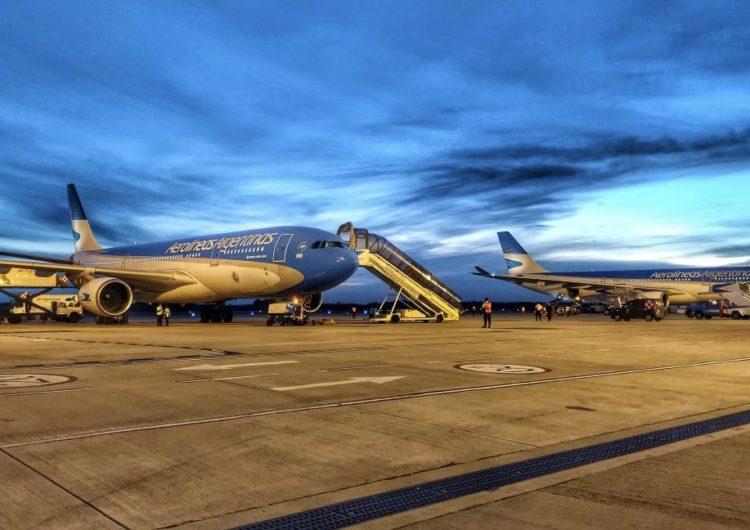 Aerolíneas confirmó la partida de un nuevo vuelo a Moscú