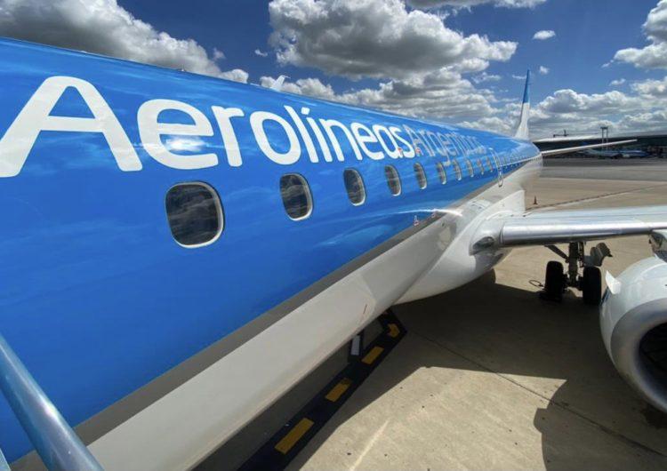 Aerolíneas Argentinas: el Hub Córdoba retoma su operación internacional y suma nuevas rutas de cabotaje