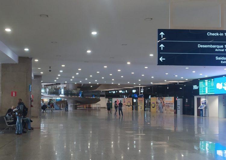Aeroporto Internacional de Belo Horizonte estima movimentação de 600 mil pessoas em março
