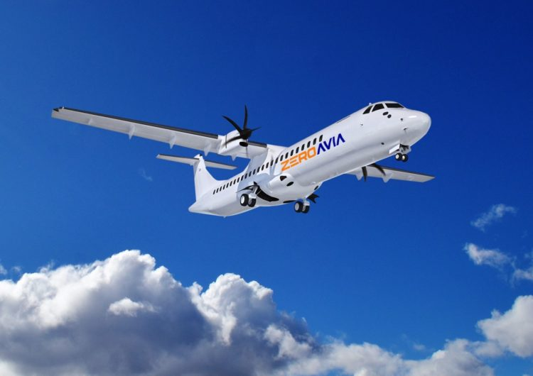 British Airways invierte en ZeroAvia para impulsar aviones con cero emisiones